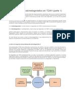 El problema del sobrediagnóstico en TDAH (parte 1)