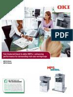 MPS5500 MFP Brochure