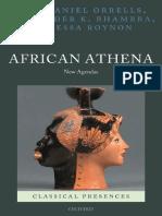 AFRICAN ATHENA Gurminder K. Bhambra
