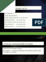Sistem Manajemen Mutu PPT( Indra, Nurdin, Abu, Abdul Rijal, Pian )