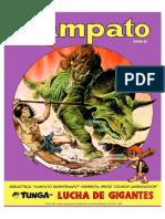 Comics Mampato Tunga en Guerra de Gigantes