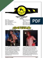 Westside Pro Wrestling - Issue 16 - December 2010