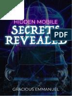 Hidden Mobile Secrets Revealed
