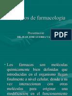 Conceptos de farmacología