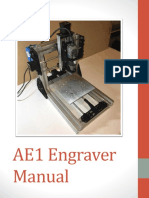 AE1 Engraver-Router Manual
