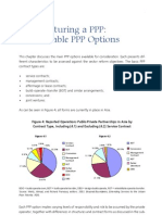 Structuring Available PPP Options 4