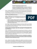CUARTO PRONUNCIAMIENTO SOBRE DECRETO DE URGENCIA 075 modificado 01.07.20