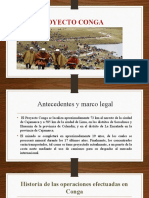 PROYECTO CONGAA DE CAJAMARCA
