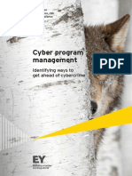EY Cyber Program Management