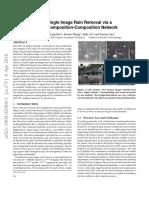 Fast Single Image Rain Removal via a Deep Decomposition-Composition Network.pdf