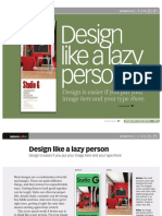 BA0671 Design Like a Lazy Person