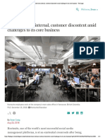 Hootsuite faces internal, customer discontent amid challenges to its core business - The Logic.pdf