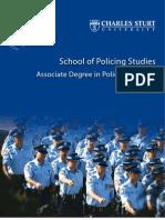 Policing Brochure