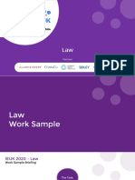 Law Work Sample_Day 3