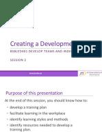 BSBLED401 - Presentation 2