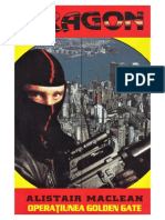 Alistair MacLean - Operatiunea Golden Gate v.1.0