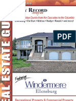 Real Estate August 2008