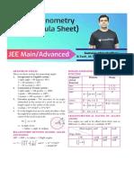 1.TrigonometryFormulaSheet