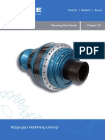 Chapter 10 - Planetary Gear Boxes