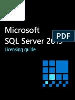 SQL Server 2019 Licensing Guide