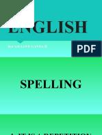 ENGLISH PAST