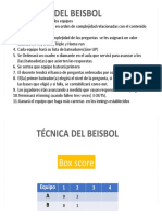 TÉCNICA DEL BEISBOL.pptx