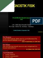 Diagnosis Fisik - Kuliah-A1