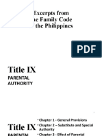 Excerpts from the Family Code E.O. 209.pptx