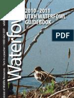 2010-2011 Utah Waterfowl Guidebook