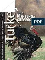 2011 Utah Turkey Hunting Guidebook