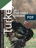 2011 Utah Turkey Hunting Guidebook