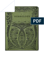 Herbology Year 1 textbook