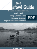 2010 Nebraska Waterfowl Guide