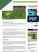 Malang Sarr - Total Football Analysis - Scout Report