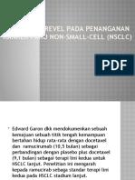 SEBUAH REVELASI PADA PENANGANAN KANKER PARUNON-SMALL-CELL.pptx