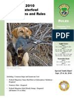 2010 Idaho Waterfowl Brochure