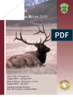 2010 Idaho Big Game Brochure