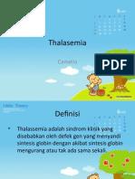 Thalasemia
