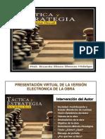 Presentación Táctica y Estrategia en la Defensa Fiscal