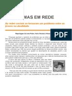REPORTAGEM Problemas em redes.docx
