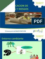 CAPACITACION DE IDENTIFICACION DE PELIGROS Y RIESGOS.ppt