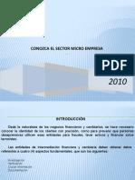 CONOZCA EL MICRO-CREDITO.ppsx