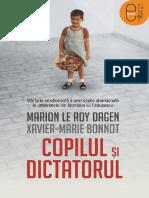 Marion Le Roy Dagen - Copilul Si Dictatorul (1)