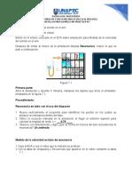 Lab. Fisica Mecanica - Practica 7