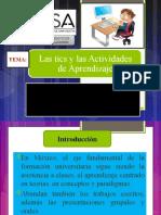 TICS-Aprendizaje