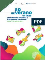 Programa Curso de Verano OMPI-IMPI-ITESM