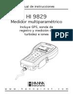 HI9829-Castellano (En cuaderno)g