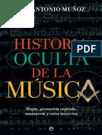 Muñoz Luis Antonio - Historia Oculta De La Musica