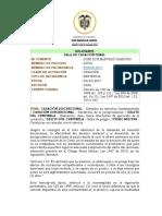 SEENTENCIA DEL DELITO DE CENTINELA VS ABANDONO DEL PUESTO