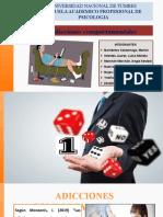DIAPOSTIVAS DE ADICCIONES COMPORTAMENTALES